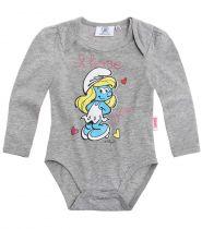 babies-les-schtroumpfs-body-pour-bébé-gris-thumbs-11542