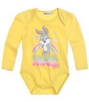 babies-looney-tunes-body-pour-bébé-jaune-thumbs-11546