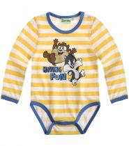 babies-looney-tunes-body-pour-bébé-jaune-thumbs-11555